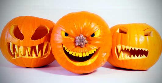 Как вырезать тыкву на Хеллоуин 2019: советы экспертов «Оттак Мастак»