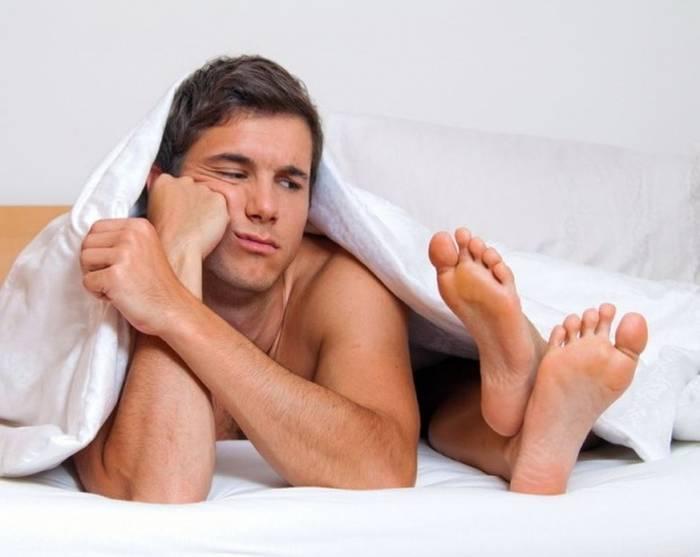 Куча мужских болячек - явно не то, чего ожидаешь