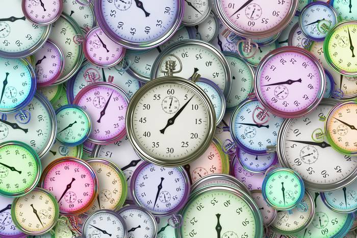 Время нельзя ни замедлить, ни остановить