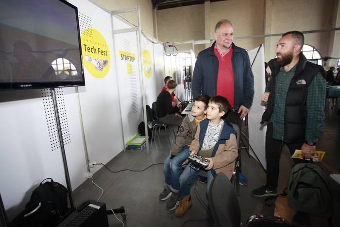 Interpipe TechFest — крупнейший технический и научно-популярный фестиваль Восточной Европы