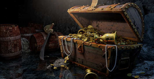Золото Черной Бороды и Ко: 5 самых дорогих утерянных сокровищ