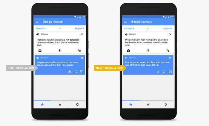 Google Translate - незаменим для тех, кому нужны иностранные языки
