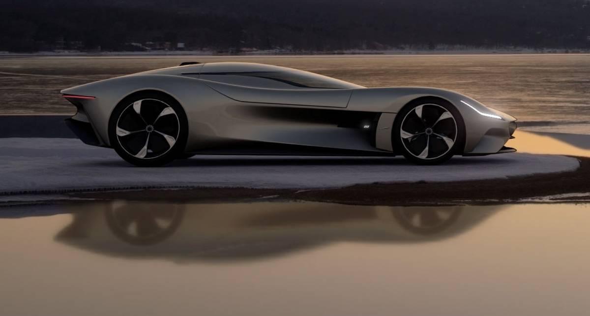 Виртуальный Jaguar: автомобиль для гонщиков в сети