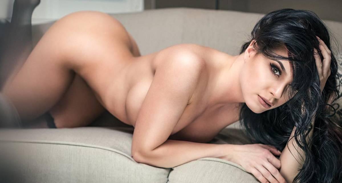 Красотка дня: интернациональная модель и звезда Playboy Виктория Лорен