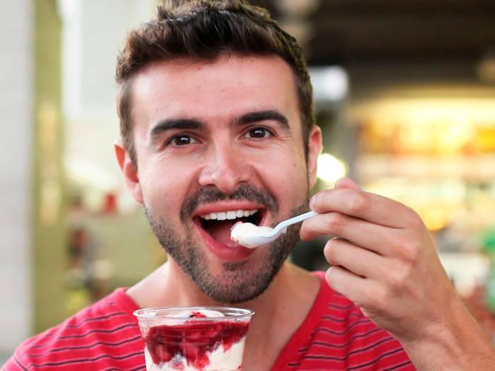 Кисломолочные продукты — твоя «быстрая панацея» от похмелья