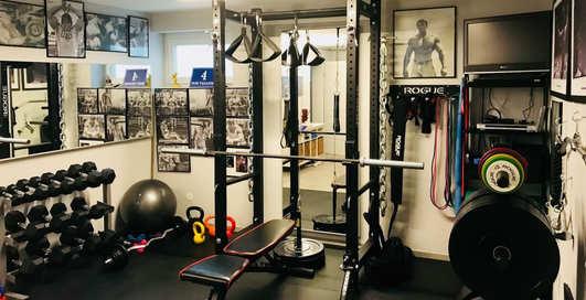 5 вещей, необходимых для домашнего спортзала