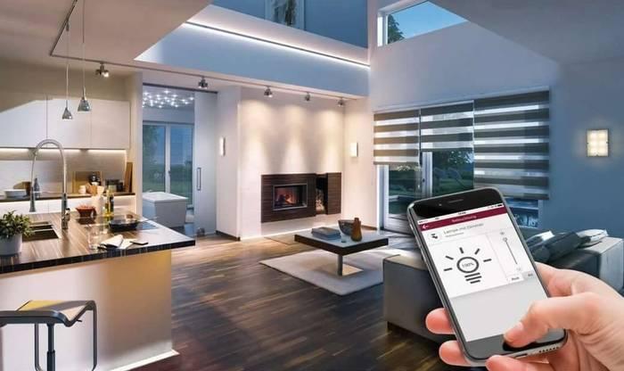 """Система """"умного дома"""" настраивается легко и очень эффективна в применении"""