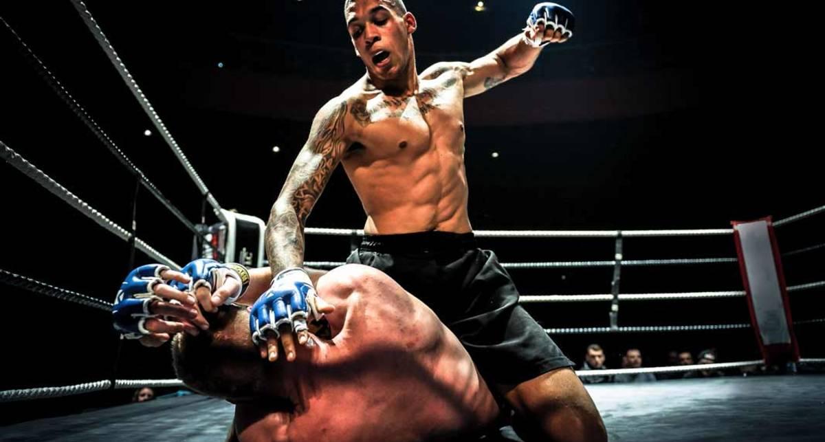 Что едят успешные бойцы MMA?
