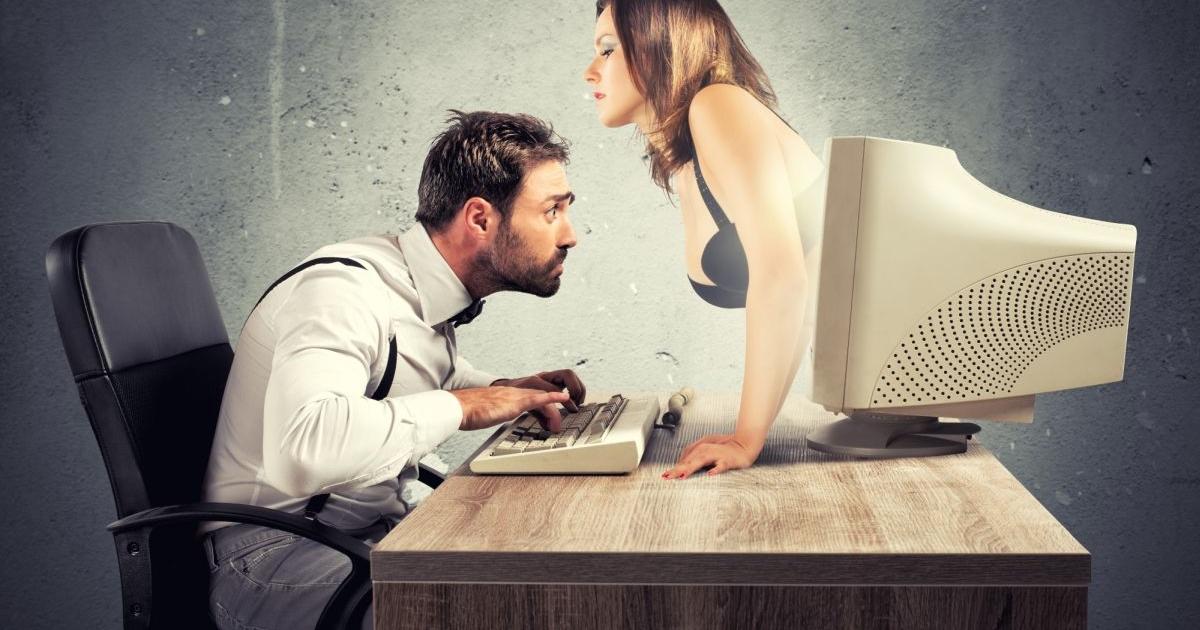секс после знакомства по интернету