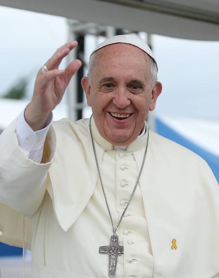 Папа Римский Франциско