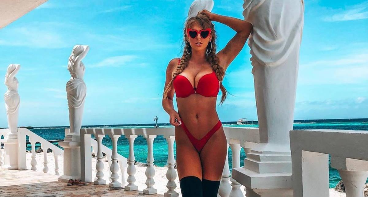 Красотка дня: Playboy Playmate Дженни Мари