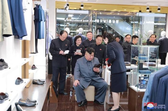 Ким (не Кардашьян) - не лучший пример стиля для упитанных парней