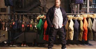 Как правильно подобрать одежду в меру упитанному мужчине
