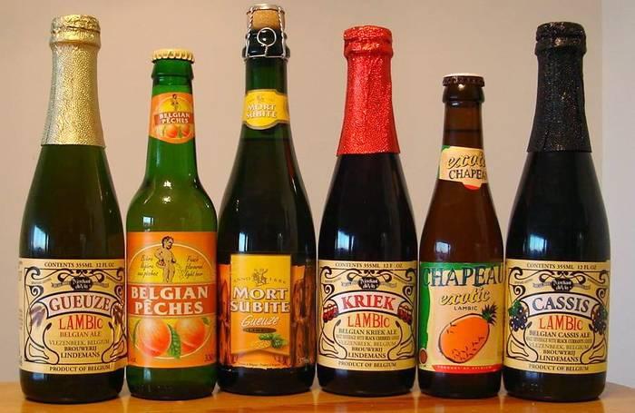 Бельгийское пиво - ламбик - обладает многообразием вкусов