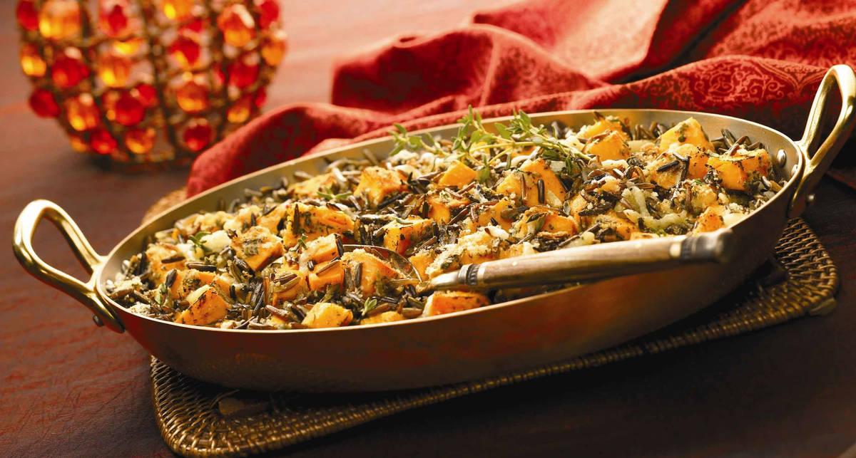 Тыквенный гратен: рецепт сезонного блюда от экспертов НЛО TV