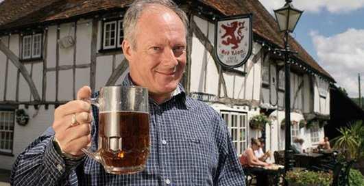 Пора по пабам: британец установил рекорд, посетив больше 50 тысяч баров