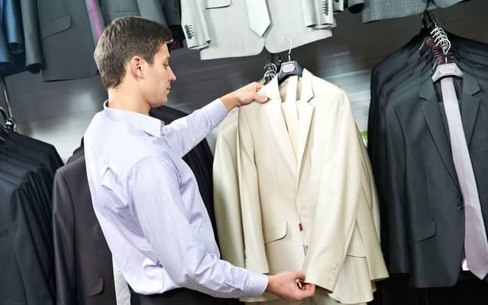 Выбирая одежду, смотри на размер!