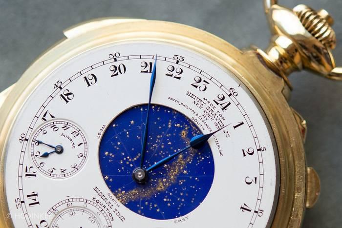 The Henry Graves Jr. Supercomplication от Patek Philippe — предыдущие самые дорогие часы в мире ($17 млн)