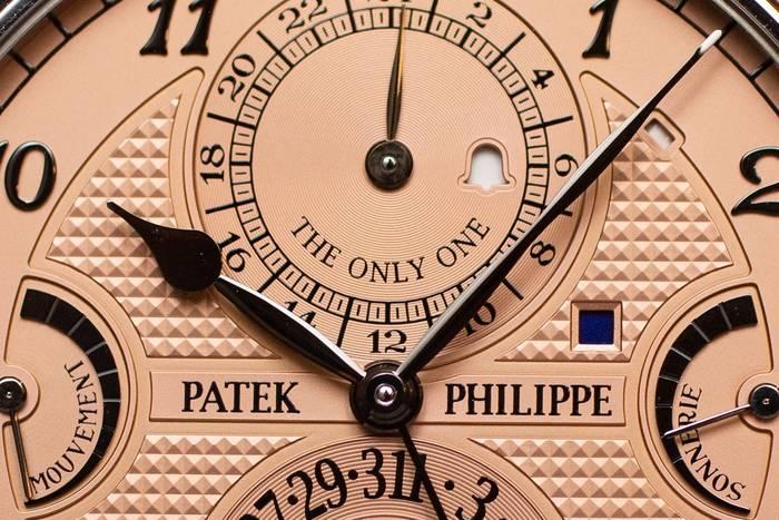 Patek Philippe Grandmaster Chime Ref. 6300A — часы, специально созданные для Only Watch 2019