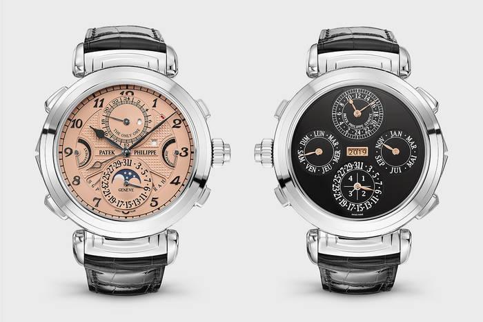Patek Philippe Grandmaster Chime Ref. 6300A — новые самые дорогие часы в мире