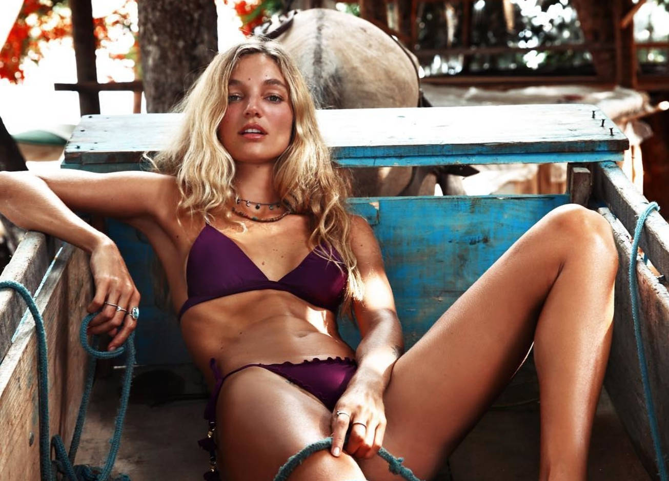 Красотка дня: бразильская модель-бесстыдница Присцила Учоа
