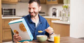 Завтрак для набора массы: 3 мужских варианта