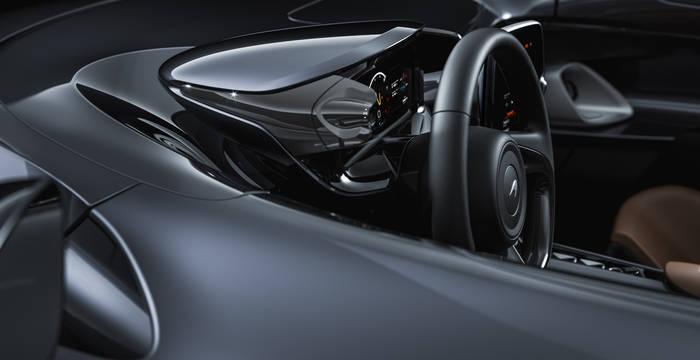 Под капотом McLaren Elva — 4-литровый V8 твин-турбо