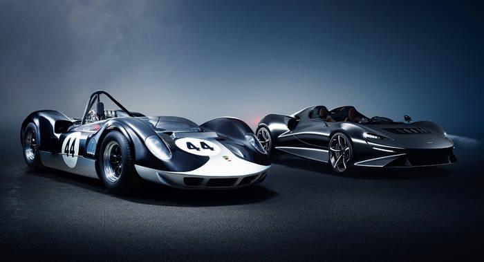 McLaren Elva назвали в честь его прадедушки 60-х годов