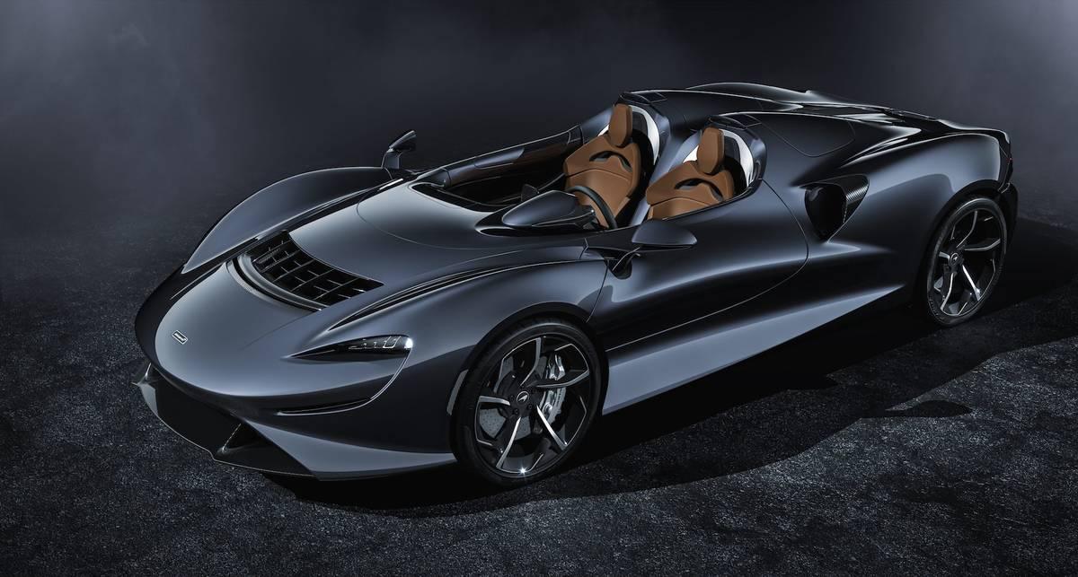 Быстрейший McLaren Elva: суперкар без стекла и ограничений за $1,69 млн
