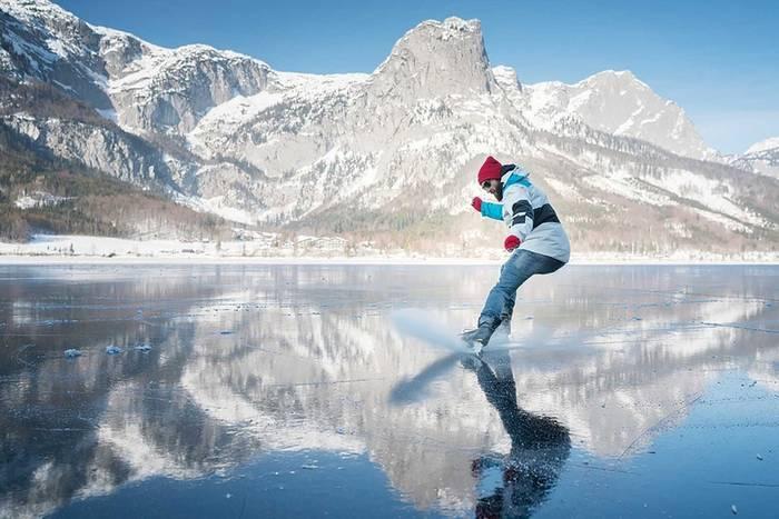 Озеро Жу, Швейцария