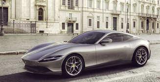 Ferrari Roma: доступный суперкар, названный в честь итальянской столицы
