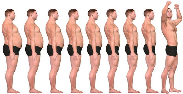 Твоя эволюция похудения может быть и долгой, и быстрой. Главное - найти свой путь