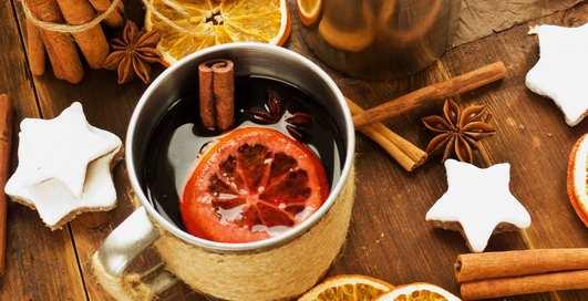 Глинтвейн от простуды: простой и надежный рецепт