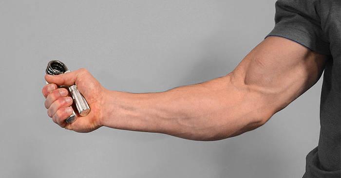 Кистевой эспандер — для жаждущих иметь сильный хват