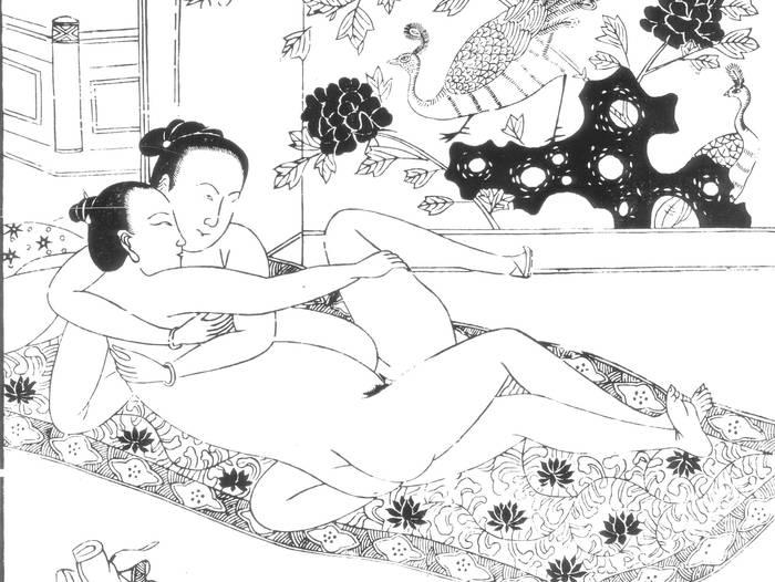 Древние китайцы - очень изобретательны в сексе