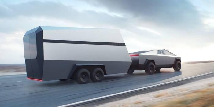 Tesla Cybertruck и сам по себе может многое, а с прицепом - так вообще всесилен