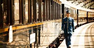 """""""Восточный экспресс"""": 5 нереальных поездов для роскошных путешествий"""