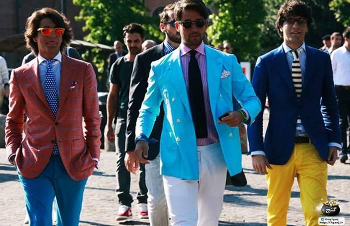 """Яркие цвета в одежде дизайнеры называют """"итальянским стилем"""""""