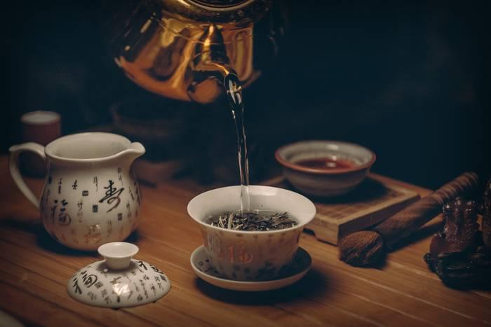 Зеленый чай - классика, которая всегда в цене