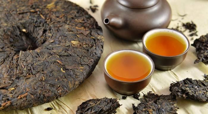 Пуэр - один из самых дорогих сортов чая