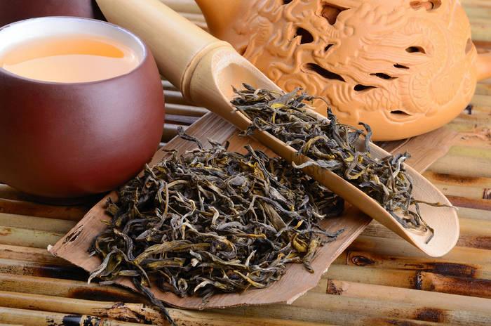 Чай улун - бодрит и придает сил