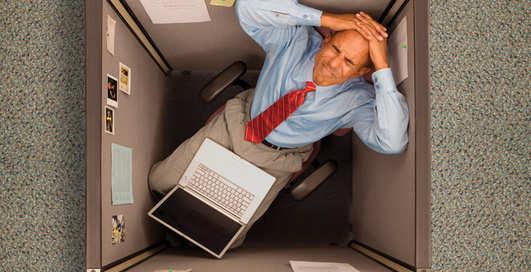 Почему ты ненавидишь свою работу: 4 причины