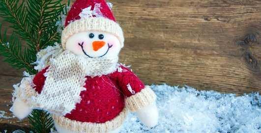Игрушечный снеговик на елку из носка своими руками: советы экспертов НЛО TV