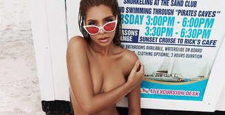 Красотка дня: сексуальная фотомодель Джоселин А.