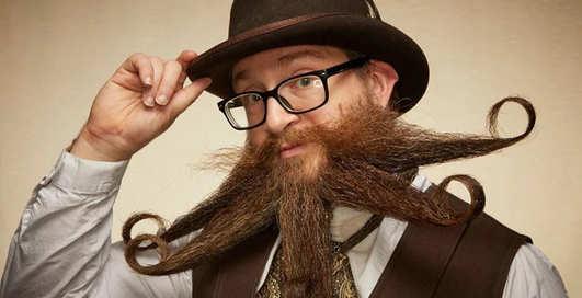 Эффектные бородачи: как выглядят победители чемпионата по растительности на лице?