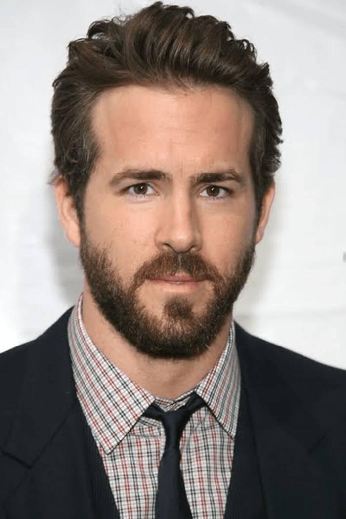 Короткая борода универсальна: подойдет многим