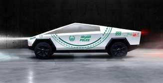 Полицейский Tesla Cybertrack и ещё 3 чокнутых новости автомира