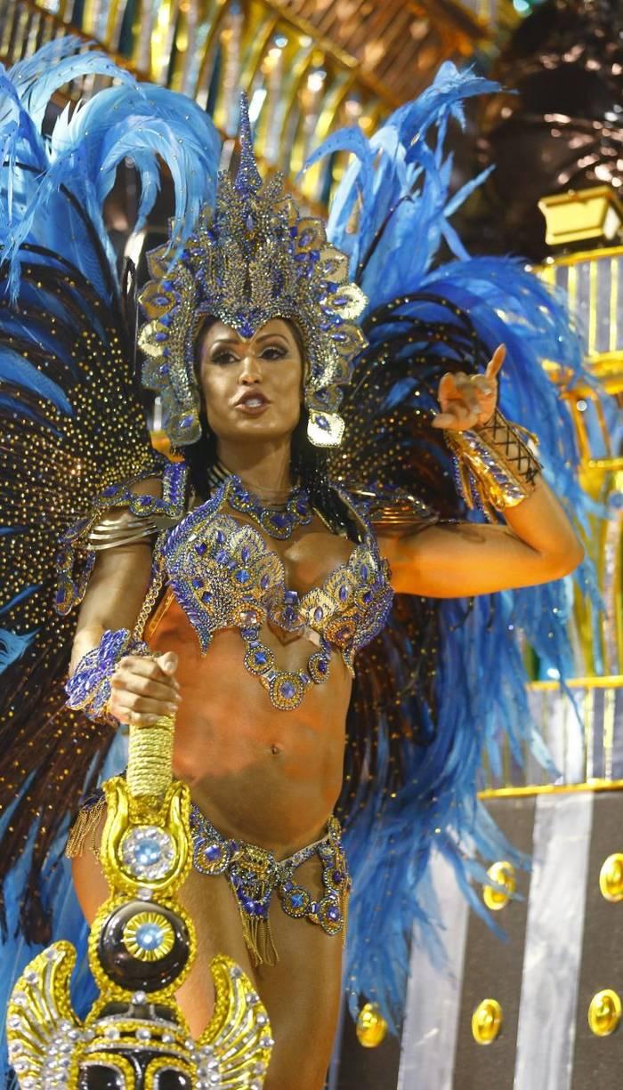 Зрелищный карнавал - визитная карточка Бразилии