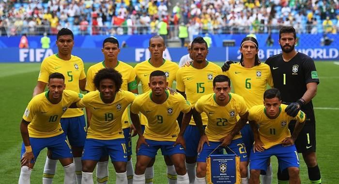 Сборная Бразилии по футболу - неоднократный чемпион мира