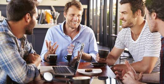 О чем не говорят мужчины: темы, которые не стоит затрагивать на работе